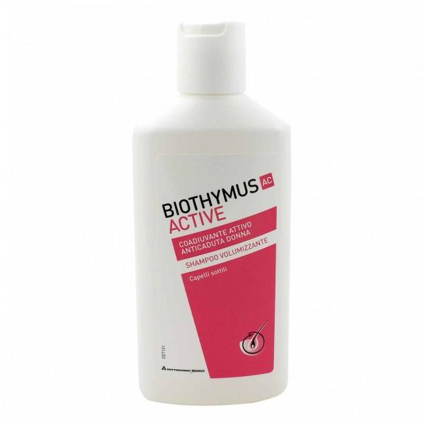 Biothymus Ac Active Shampoo Donna Anticaduta Volumizzante 200 ml