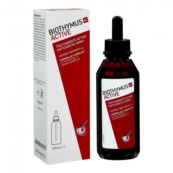 Biothymus Ac Active Lozione Active Anticaduta Uomo 100 ml