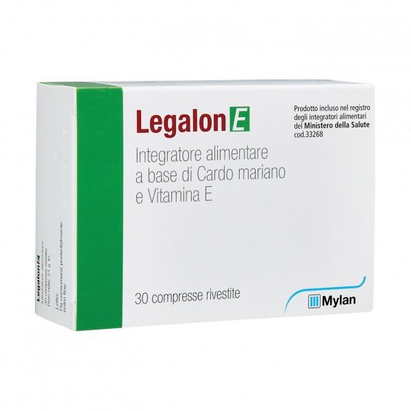 LEGALON E 30 Compresse