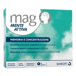 Mag Mente Attiva 20 bustine