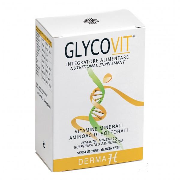 GLYCOVIT Dermah 64 Cps