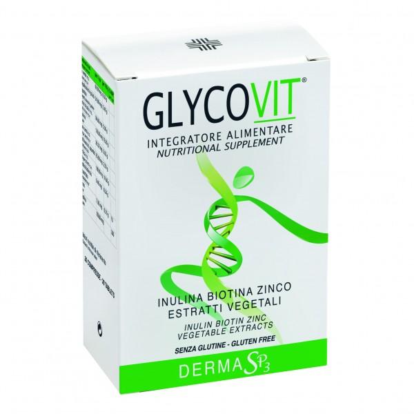 GLYCOVIT Dermasp3 30 Cpr