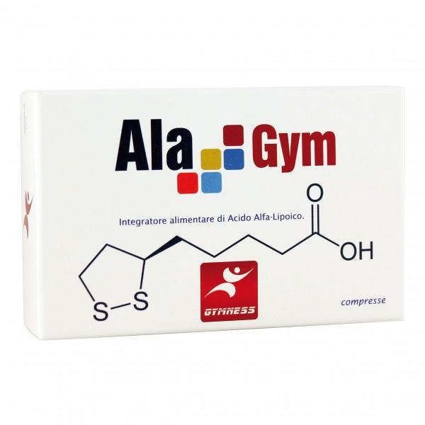 ALAGYM Acido Alfa Lipoic 30Cpr