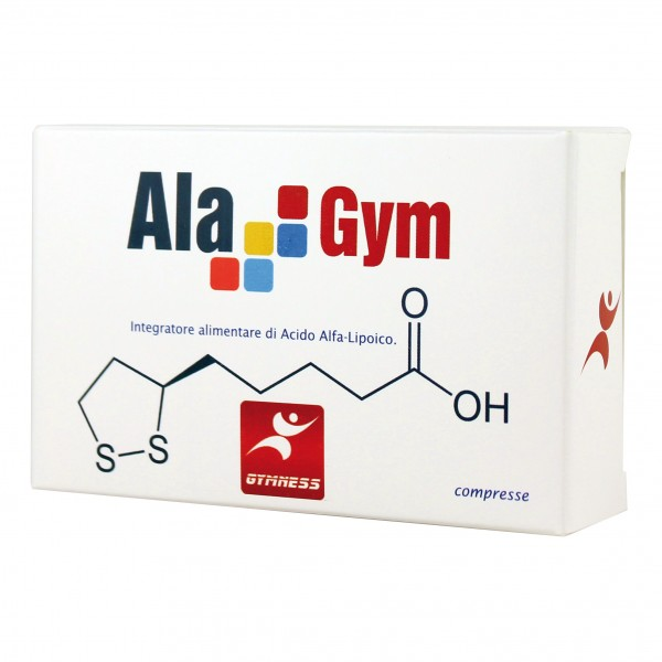 ALAGYM Acido Alfa Lipoic 60Cpr