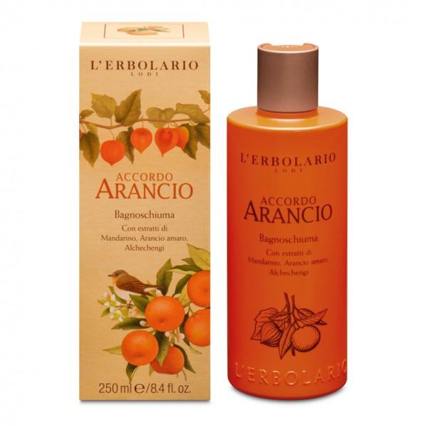 Accordo Arancio Bagnoschiuma 250 ml