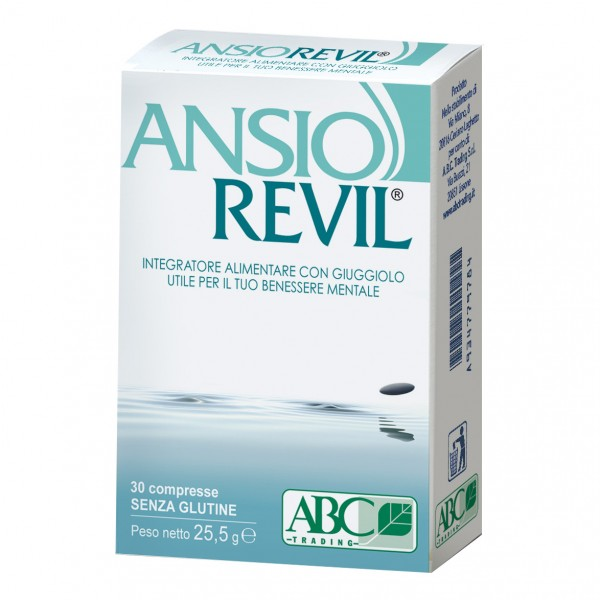 ANSIOREVIL 30 Cpr