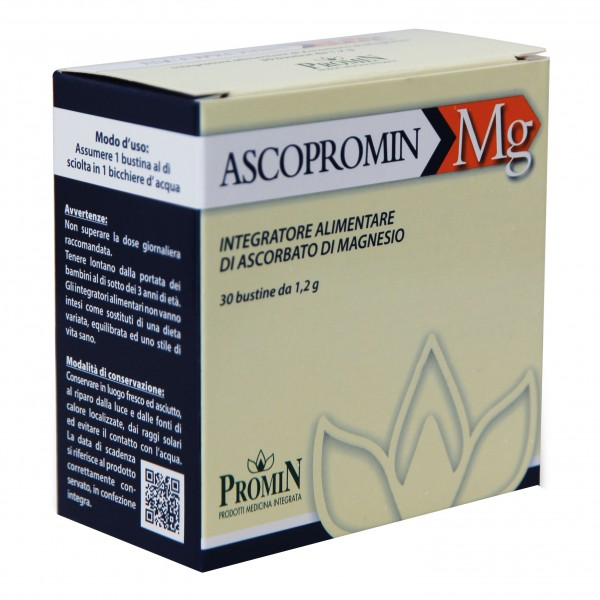 ASCOPROMIN MG 30 Bust.1,2g