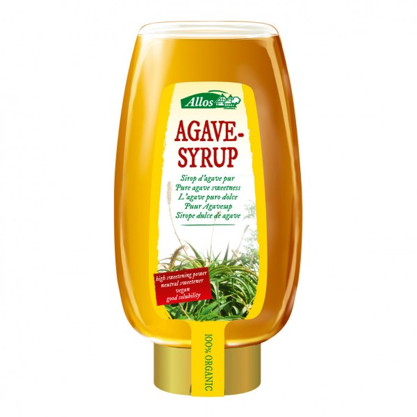 KI Allos Succo Agave 500ml