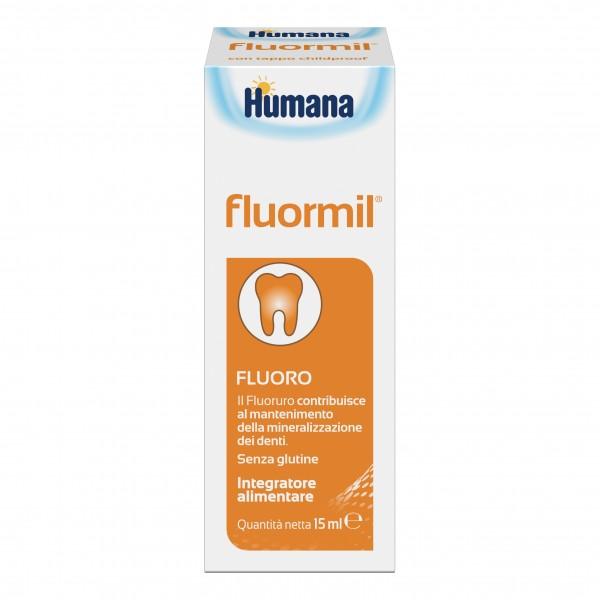 FLUORMIL Gocce 15 ml