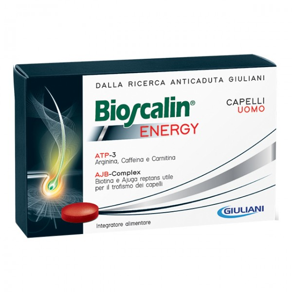 Bioscalin Energy 30 compresse Anticaduta