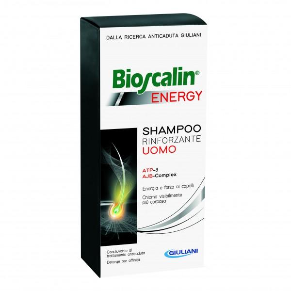 Bioscalin Energy Shampoo Anticaduta Uomo 200 ml