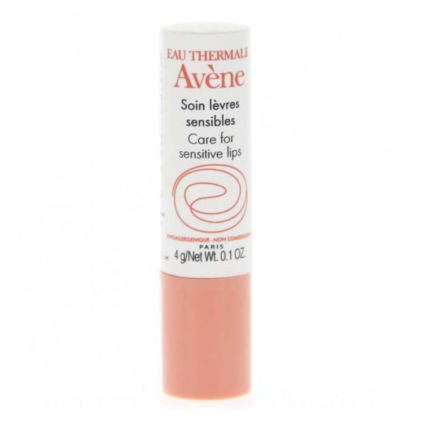 Eau Thermale Avene Stick Hiver Trattamento Labbra Sensibili 4 g