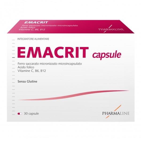 EMACRIT 30 Capsule