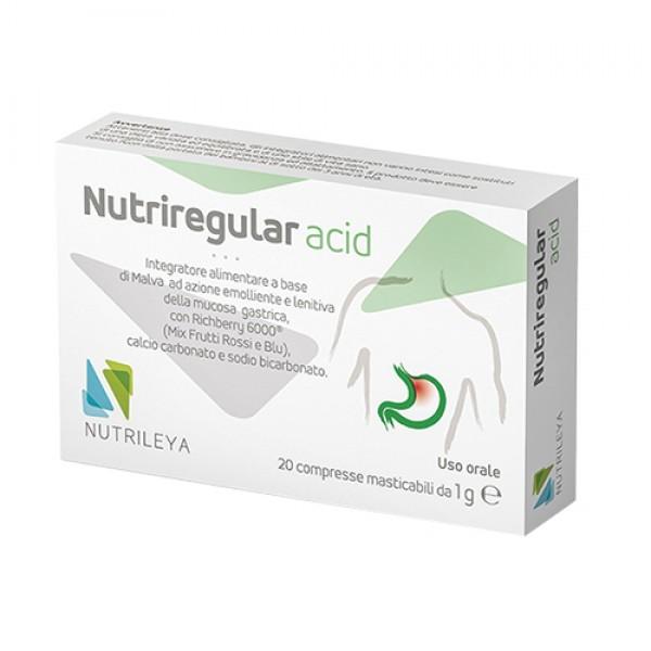 NUTRIREGULAR Acid 20 Cpr mast.
