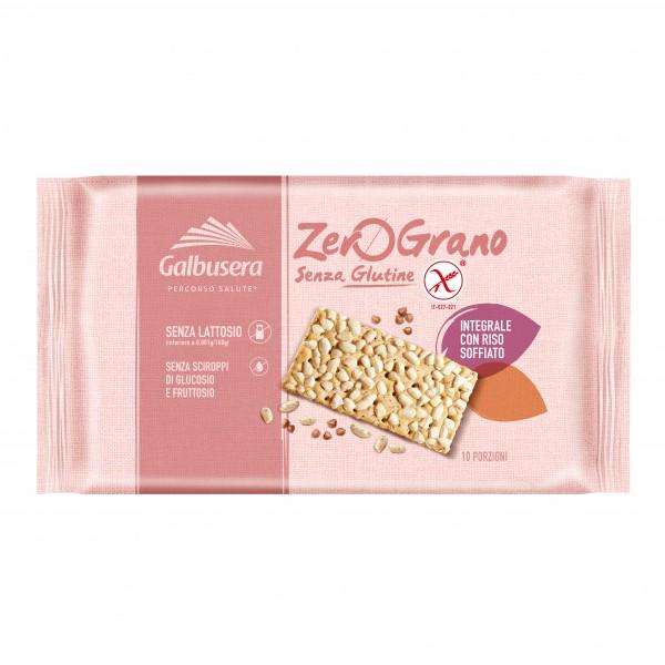 ZEROGRANO Crackers Int.360g