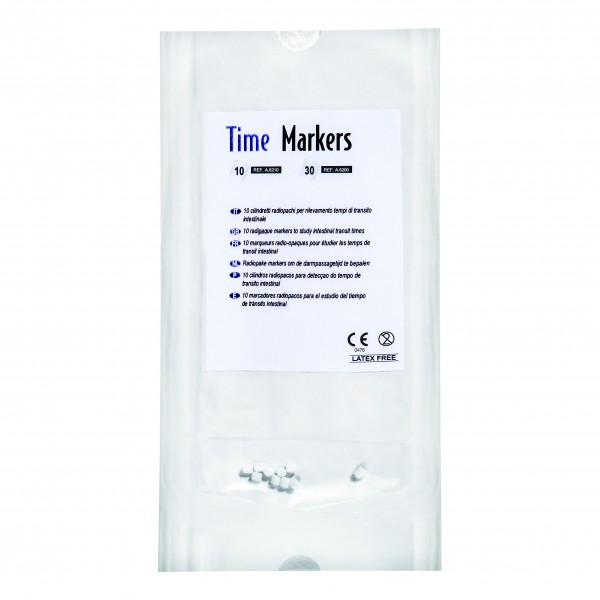 TIME-MARKERS 10 Cil.Radiop.