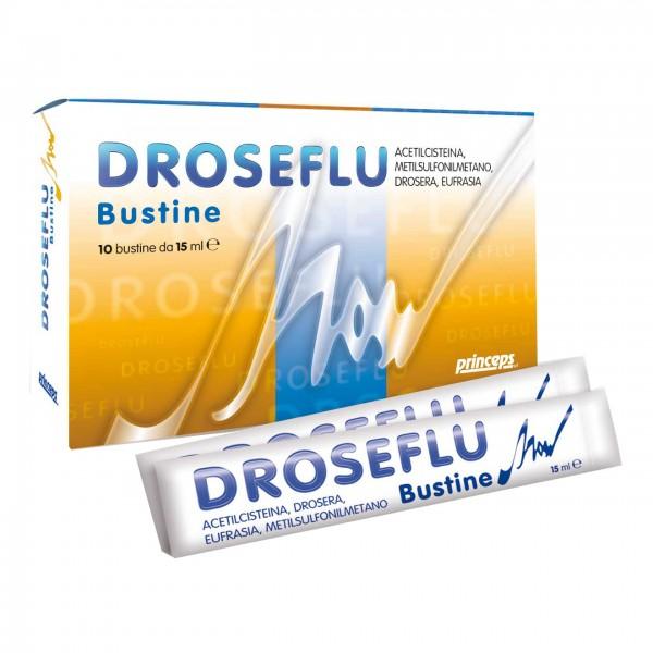 DROSEFLU 10 Bust.15ml
