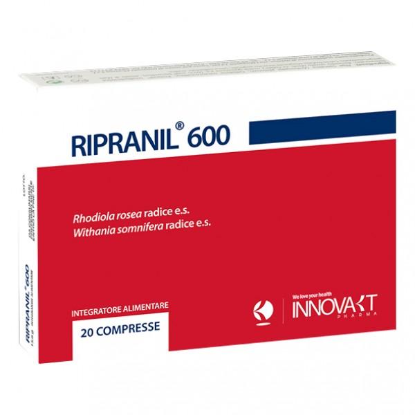 RIPRANIL 600 20 Cpr 780mg