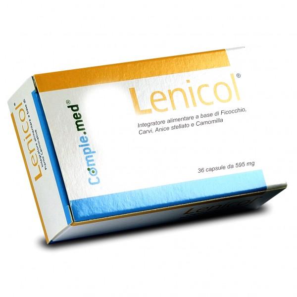LENICOL 36 Cps