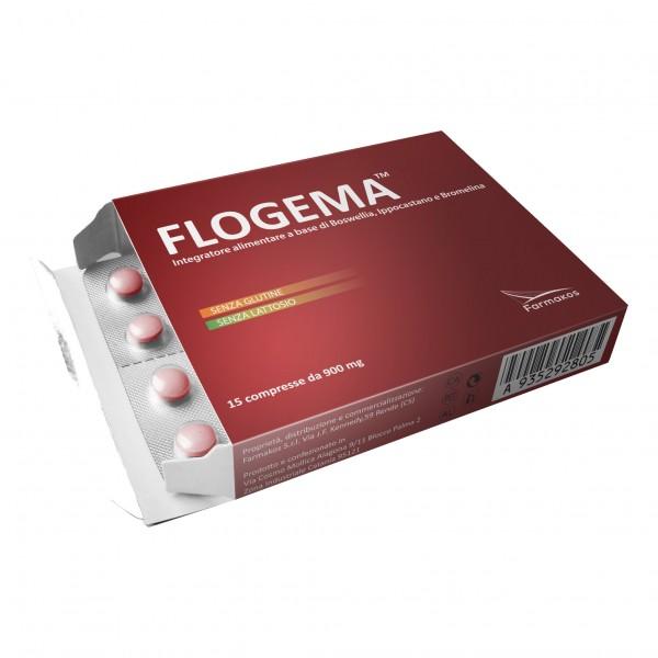 FLOGEMA 15 Cpr 900mg