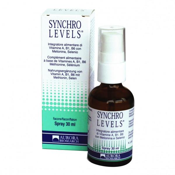 SYNCHROLEVELS Spray 30ml