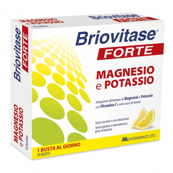 BRIOVITASE Forte 10 Bustine