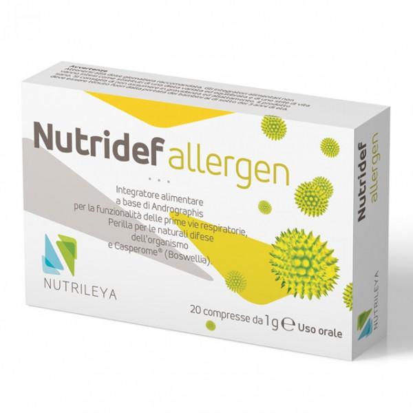 NUTRIDEF Allergen 30 Cpr