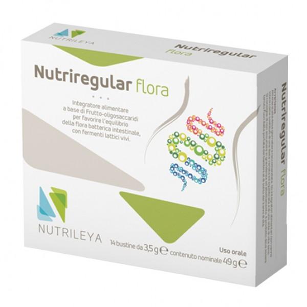 NUTRIREGULAR Flora 14 Bust.