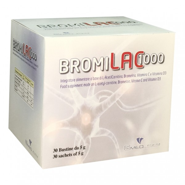 BROMILAC*1000 30 Bust.