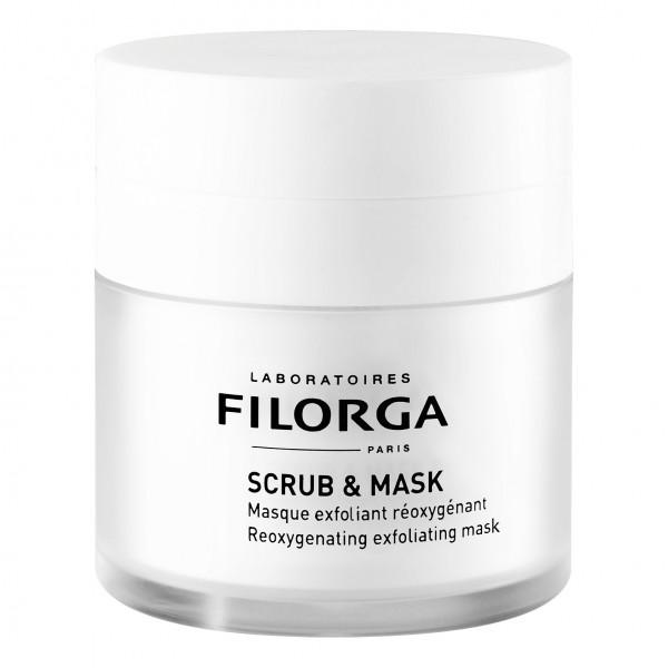 Filorga Scrub&Mask Maschera esfoliante ossigenante 55 ml