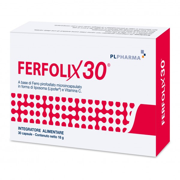 FERFOLIX 30Cps