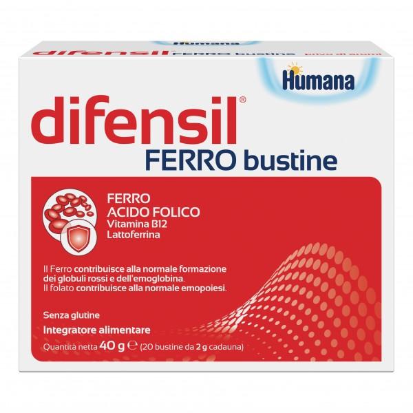 DIFENSIL Ferro 20 Bust.