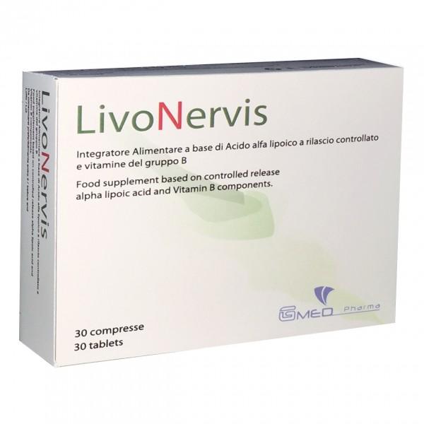 LIVONERVIS 30 Cpr
