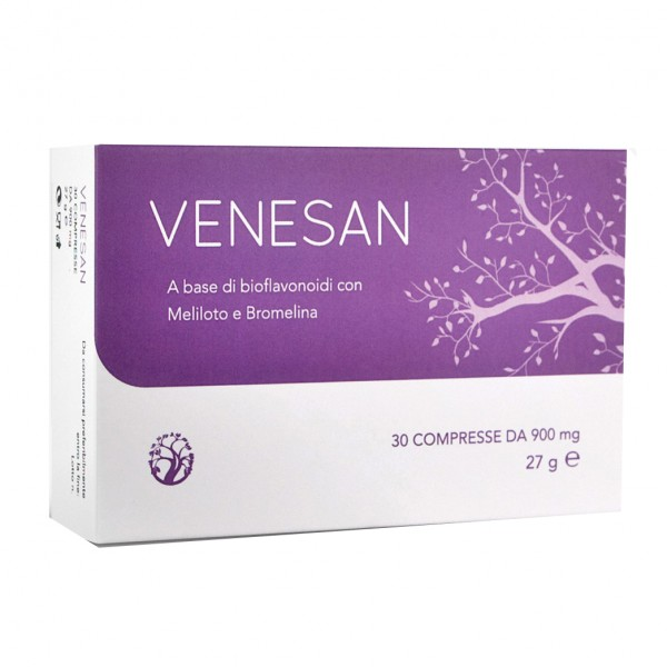 VENESAN 30 Cpr 900mg