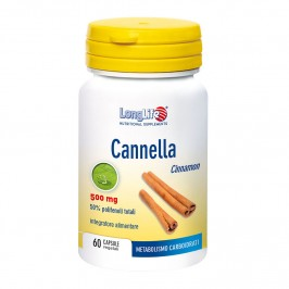 LONGLIFE Cannella 60 Cps
