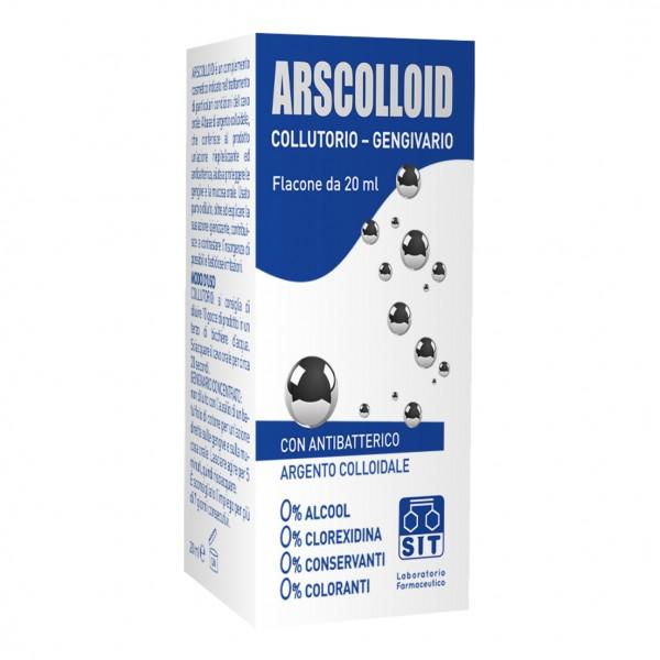 ARSCOLLOID Collut-Geng.20ml