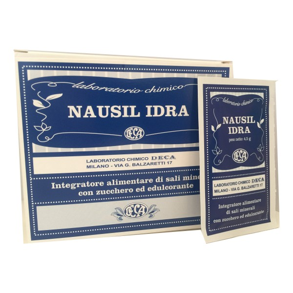 NAUSIL Idra 12 Bust.4,5g