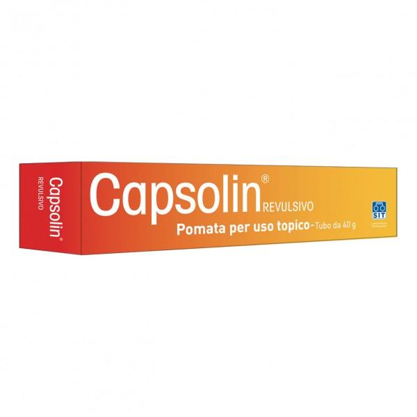 CAPSOLIN Revulsivo Pomata 40g