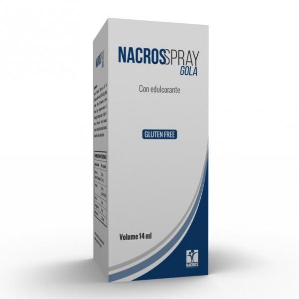 NACROS Spray Gola 14ml