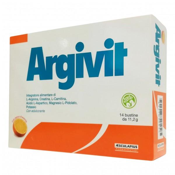 ARGIVIT 14 Bustine Senza Glutine
