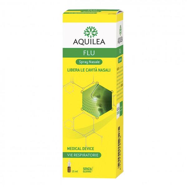AQUILEA FLU Spy Nasale 15ml