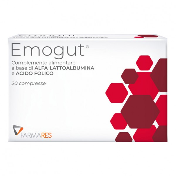 EMOGUT 20 Compresse 650 mg