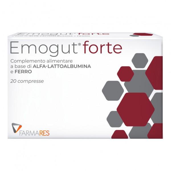 EMOGUT Fte 20 Cpr 900mg