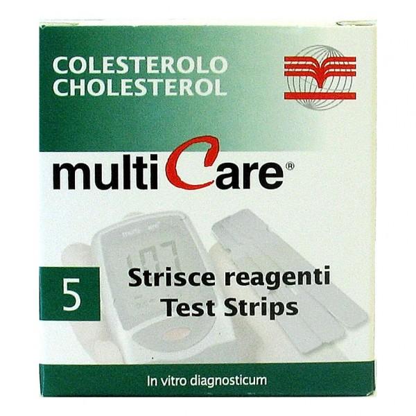 MULTICARE*IN Colest. 5 Strisce