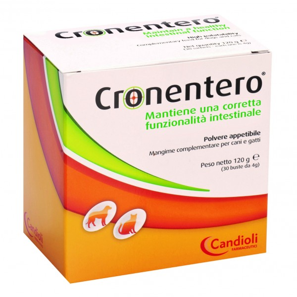 CRONENTERO 30 Bust.4g