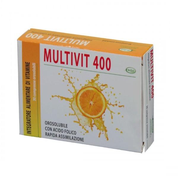 MULTIVIT 400 30 Compresse