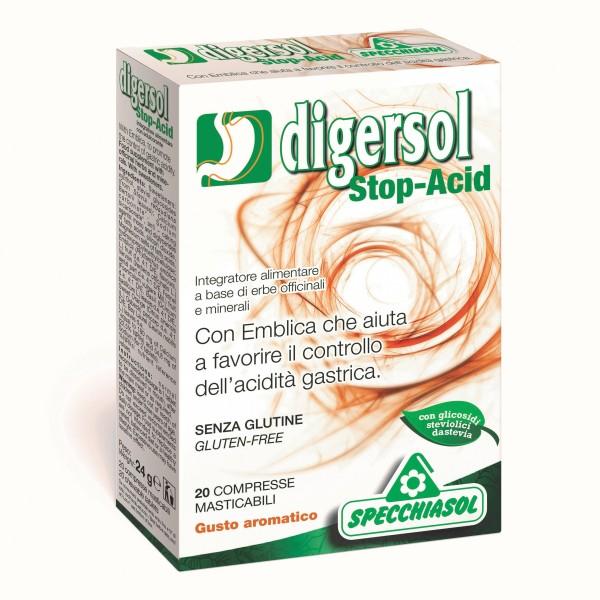 DIGERSOL Stop-Acid 20 Cpr