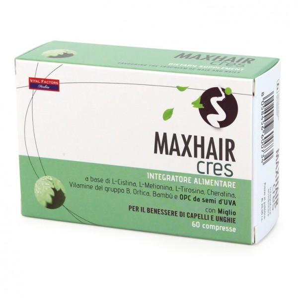 MAX HAIR CRES 60 Cpr