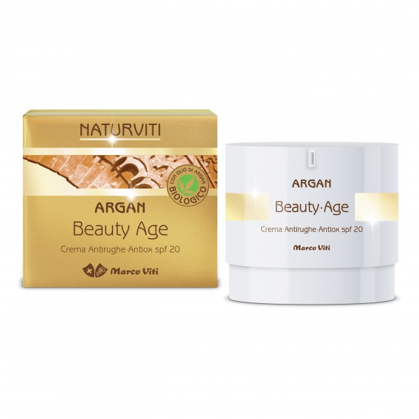 ARGAN Cr.Viso Beauty Age 50ml