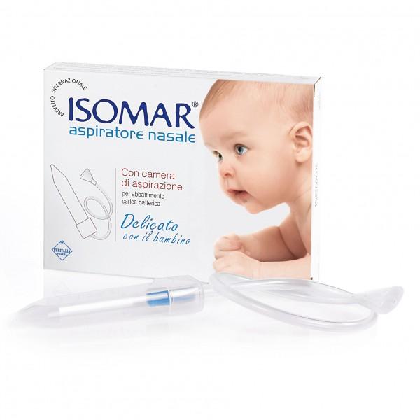ISOMAR Aspiratore Nasale + 3 filtri di r...